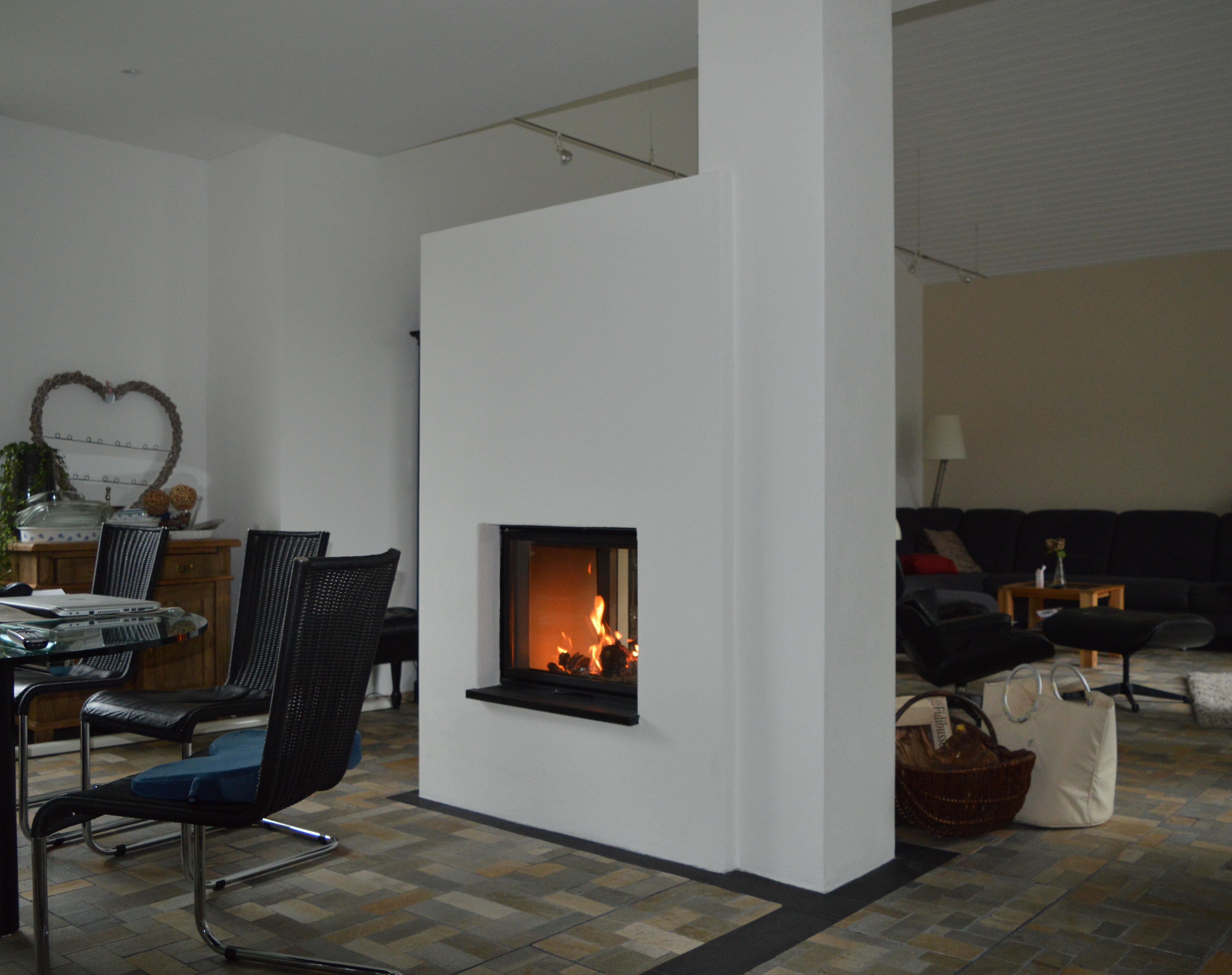 tunnelkamine mit doppelter feuersicht. Black Bedroom Furniture Sets. Home Design Ideas