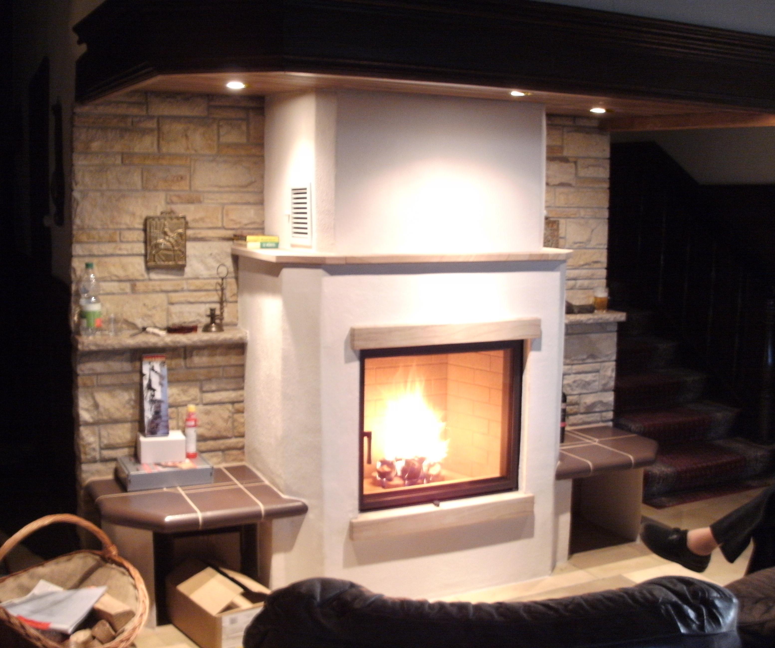 kamine mit warmwasser aufbereitung. Black Bedroom Furniture Sets. Home Design Ideas